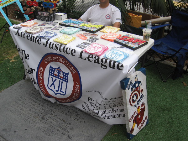The Xtreme Justice League works to increase community safety. They encourage residents to become involved in helping the homeless and reducing crime.