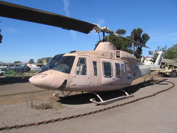 Bell 214ST.