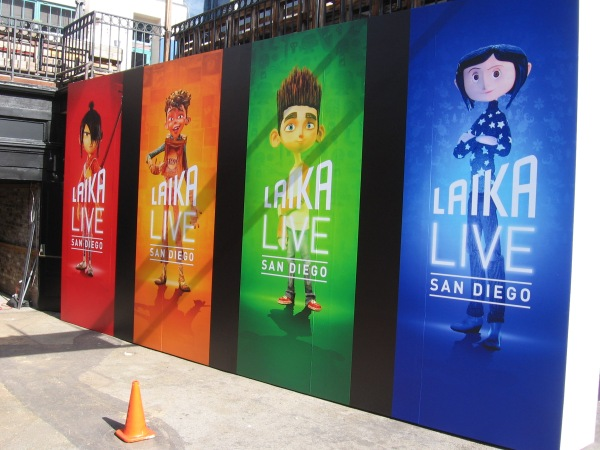 LAIKA LIVE San Diego is coming to 2018 Comic-Con...bigger and better than ever!