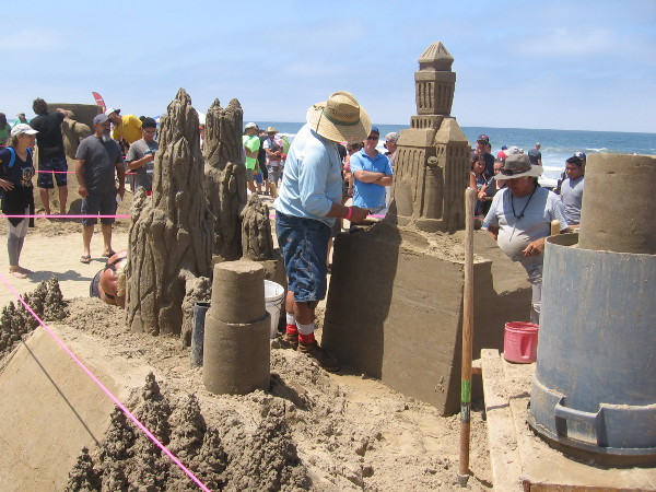 The Sandcastle Man Team is creating a fantastic Star Wars setting.