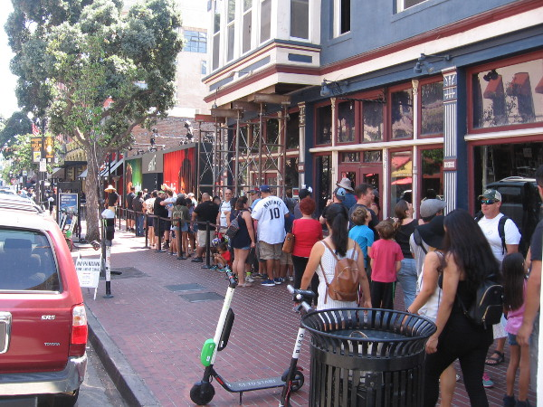 The line for LAIKA LIVE San Diego is growing as Comic-Con approaches.