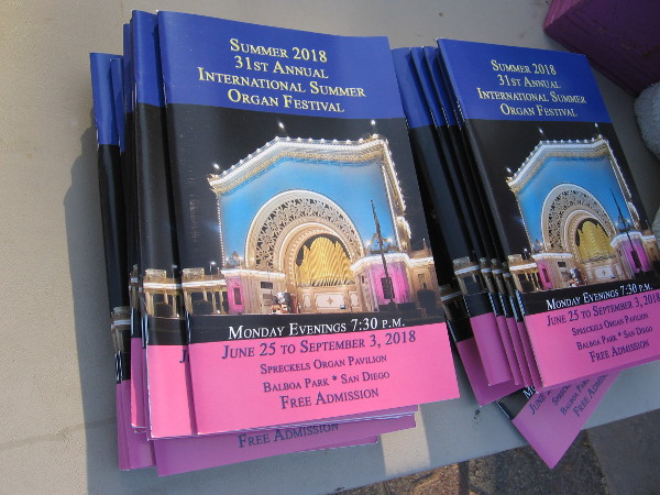 The 31st Annual International Summer Organ Festival in Balboa Park features many of the world's top organists.
