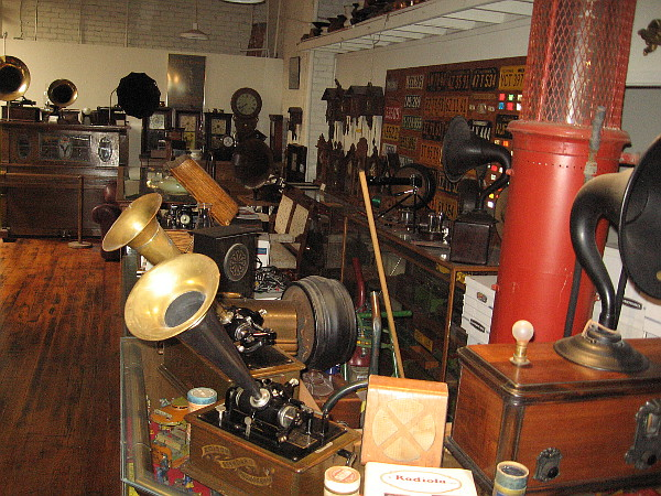There's so much cool stuff inside the J. A. Cooley Museum your head might explode!