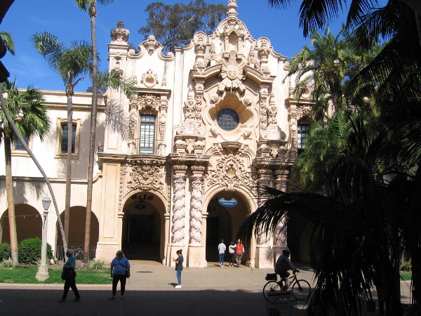 Balboa Park contains endless scenes of amazing beauty.
