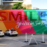 SMILE, you're in San Diego!