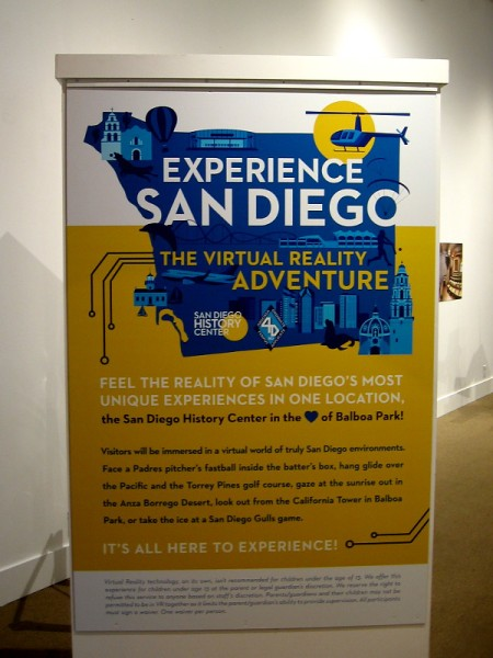 Experience San Diego, The Virtual Reality Adventure. You will see many cool sights as if you were there in person!