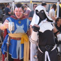 Photos of Vista's Annual Viking Festival!