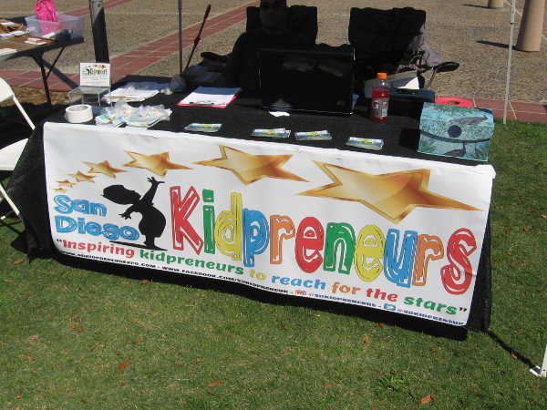 San Diego Kidpreneurs is working to inspire young entrepreneurs to reach for the stars!