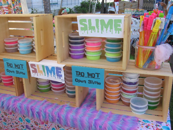 More slime for sale! It seems to be a very popular item!