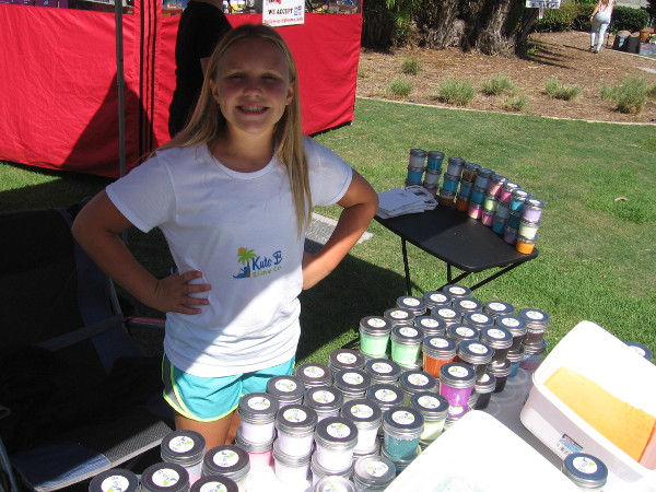 Here's the Kate B Slime Co. Looks like a great selection of slime is available!