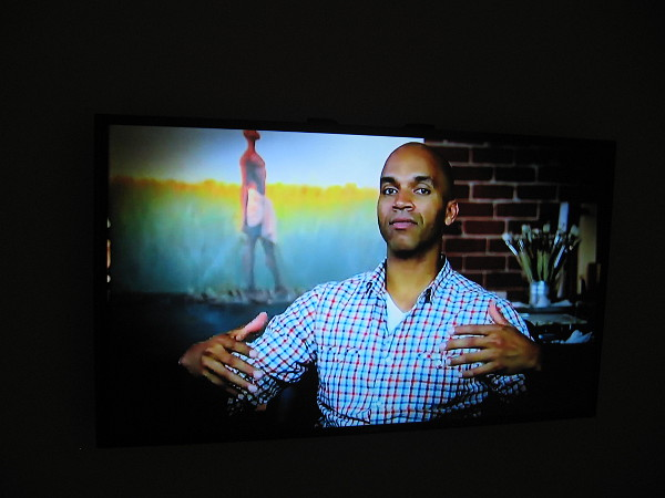 In a short video at the San Diego History Center, Kadir Nelson talks about his work and inspiration.