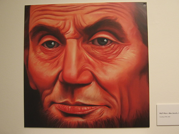 Well Worn: Abe Lincoln, 2016, Kadir Nelson.