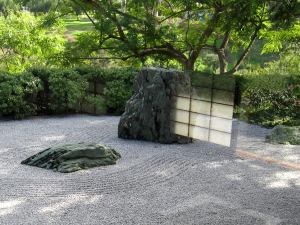 The Japanese Friendship Garden, where reflection becomes meditation.