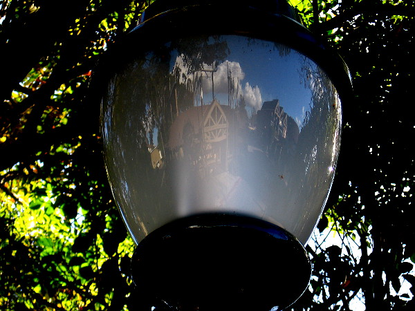 Deep inside one magic Balboa Park lamp one can find the Conrad Prebys Theatre Center.