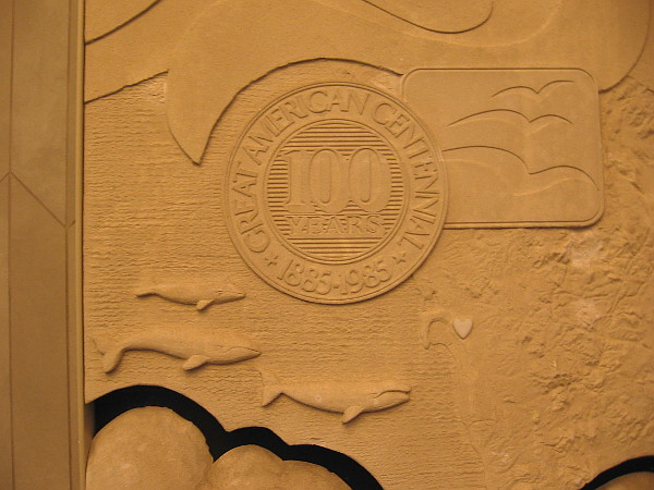 GREAT AMERICAN CENTENNIAL - 100 YEARS - 1885-1985