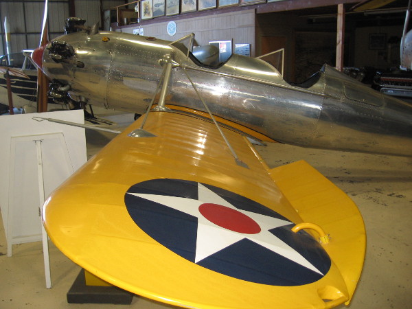 Ryan ST-3KR (PT-22) Recruit, an aircraft used to train thousands of pilots during World War II.
