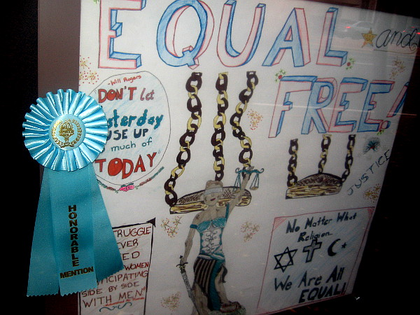 Equal and Free!