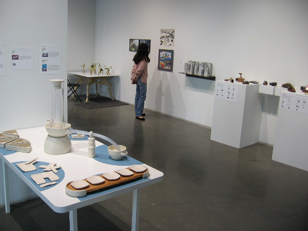 Futures Past and Present is an exhibition now showing at the SDSU Downtown Gallery in San Diego.