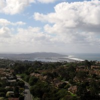 Amazing vistas atop Mount Soledad.