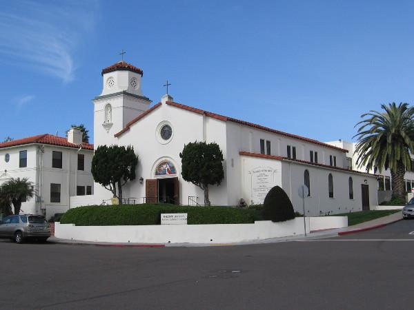 History and faith at St  Agnes Catholic Church  – Cool San