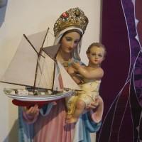 History and faith at St. Agnes Catholic Church.