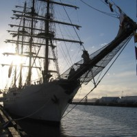 An amazing Peruvian tall ship visits San Diego!