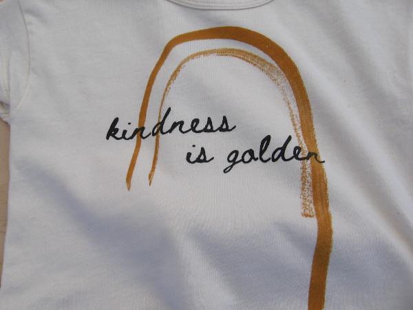 kindness is golden