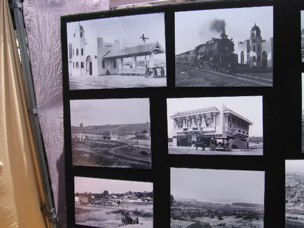 These historical photos are of old sites in Cardiff-by-the-Sea, just south of Encinitas.