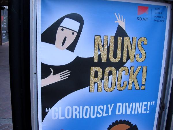 NUNS ROCK!