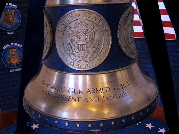 America's Freedom Bell.