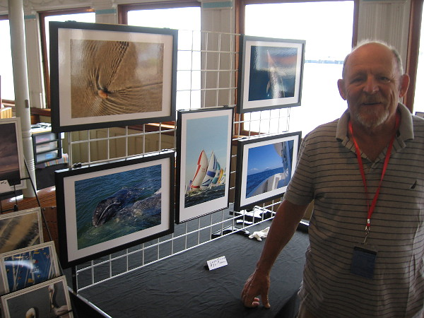 Photographer David J. Shuler has spent many years capturing beautiful images. You can check out his fine work at NauticalVisions.com