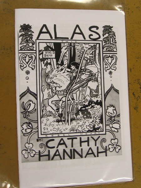 Alas This Rebel Heart, by Cathy Hannah