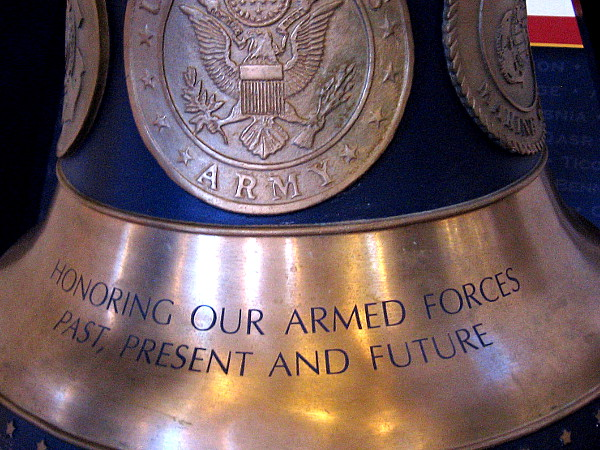 HONORING OUR ARMED FORCES PAST, PRESENT AND FUTURE