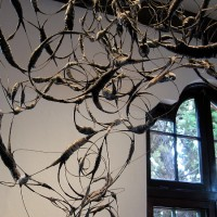 Beautiful complexity at La Jolla's Athenaeum.