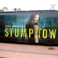 Stumptown trolley appears for 2019 Comic-Con!