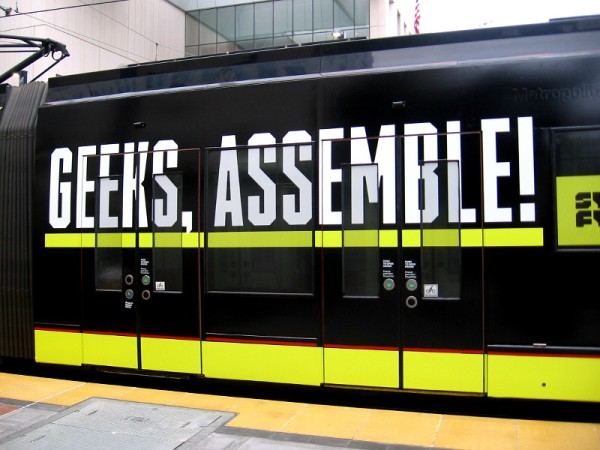 Geeks, assemble!