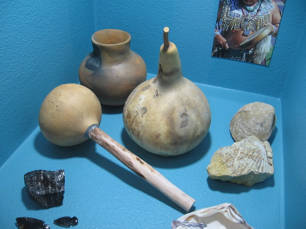 The Kumeyaay near the coast traded acorns, deer meat, baskets, seafood and shells for obsidian, red ochre, pottery, agave and other items from clans in the eastern mountains and deserts.
