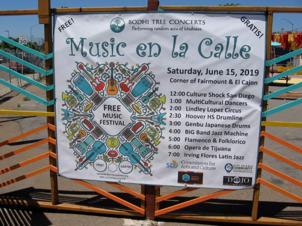Music en la Calle is a free music festival at Fair @ 44 coming up next weekend!