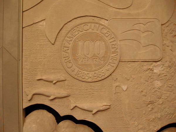 GREAT AMERICAN CENTENNIAL – 100 YEARS – 1885-1985