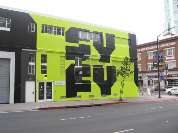 Syfy has moved to Seventh and J Street for 2019 Comic-Con. I believe you can catch their karaoke bus and trivia trolleys here.