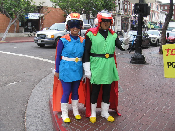 Even more cool Dragon Ball Z cosplay!