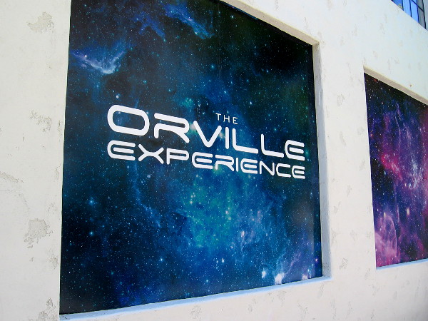 The Orville Experience can be enjoyed freely by the public during 2019 San Diego Comic-Con.