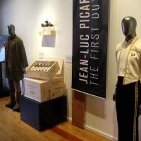 Starfleet Museum's future Picard exhibit in San Diego!