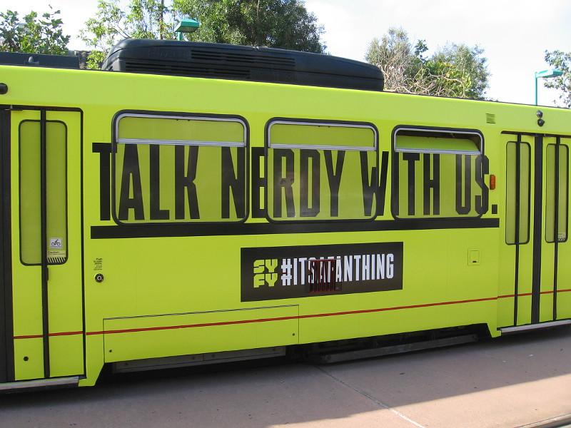 Talk nerdy with us.