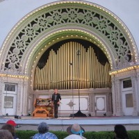 A most extraordinary organ concert.