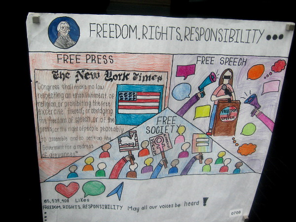 Freedom. Rights. Responsibility.