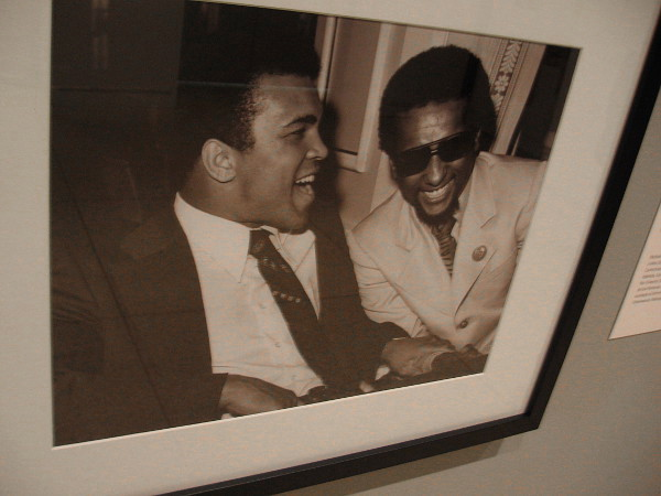 Muhammad Ali and Stokely Carmichael, Los Angeles, 1974, Guy Crowder. Carmichael is known for coining the term Black Power in 1966.