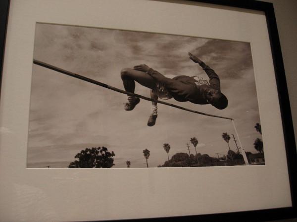 Marrie Burnett, Los Angeles, 1982, Guy Crowder.