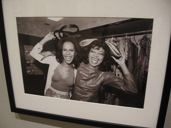 Dream Girls Cast, Los Angeles, 1983, Guy Crowder.