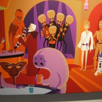 The Art of Shag at the Comic-Con Museum!